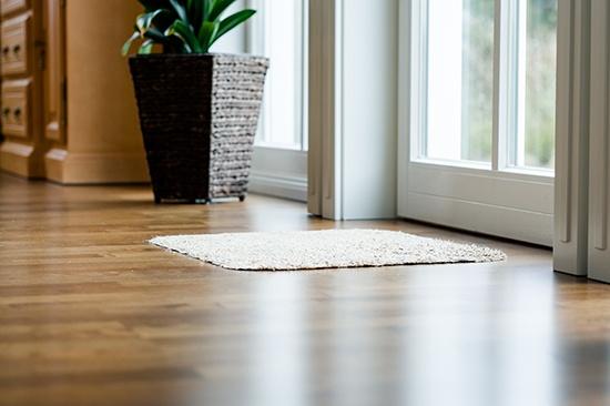 PVC K65 usage, flooring