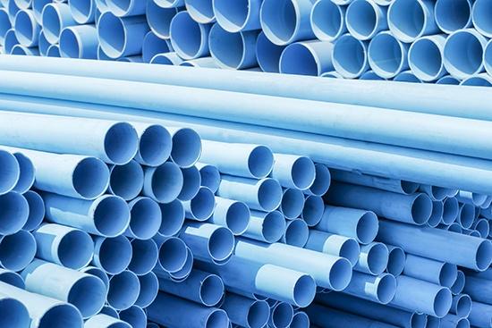 PVC K68 application, pipes