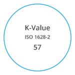 VYNOVA S5730 K-Value ISO 1628-2 57