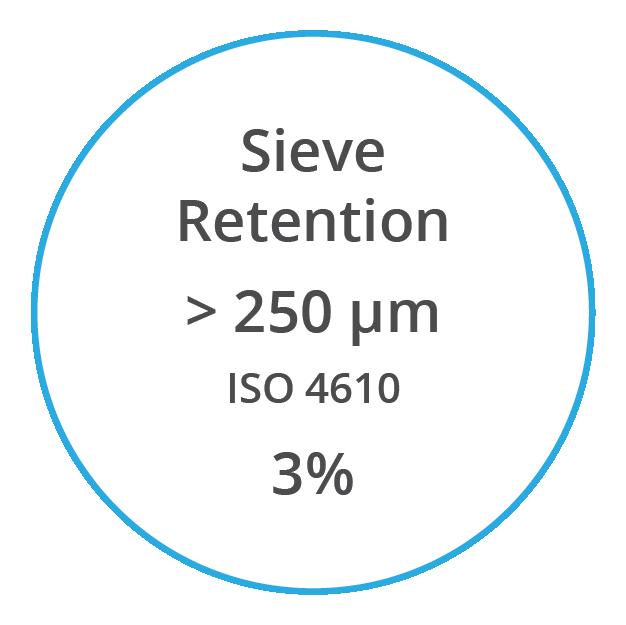 VYNOVA S6502 ISO 4610 three percent