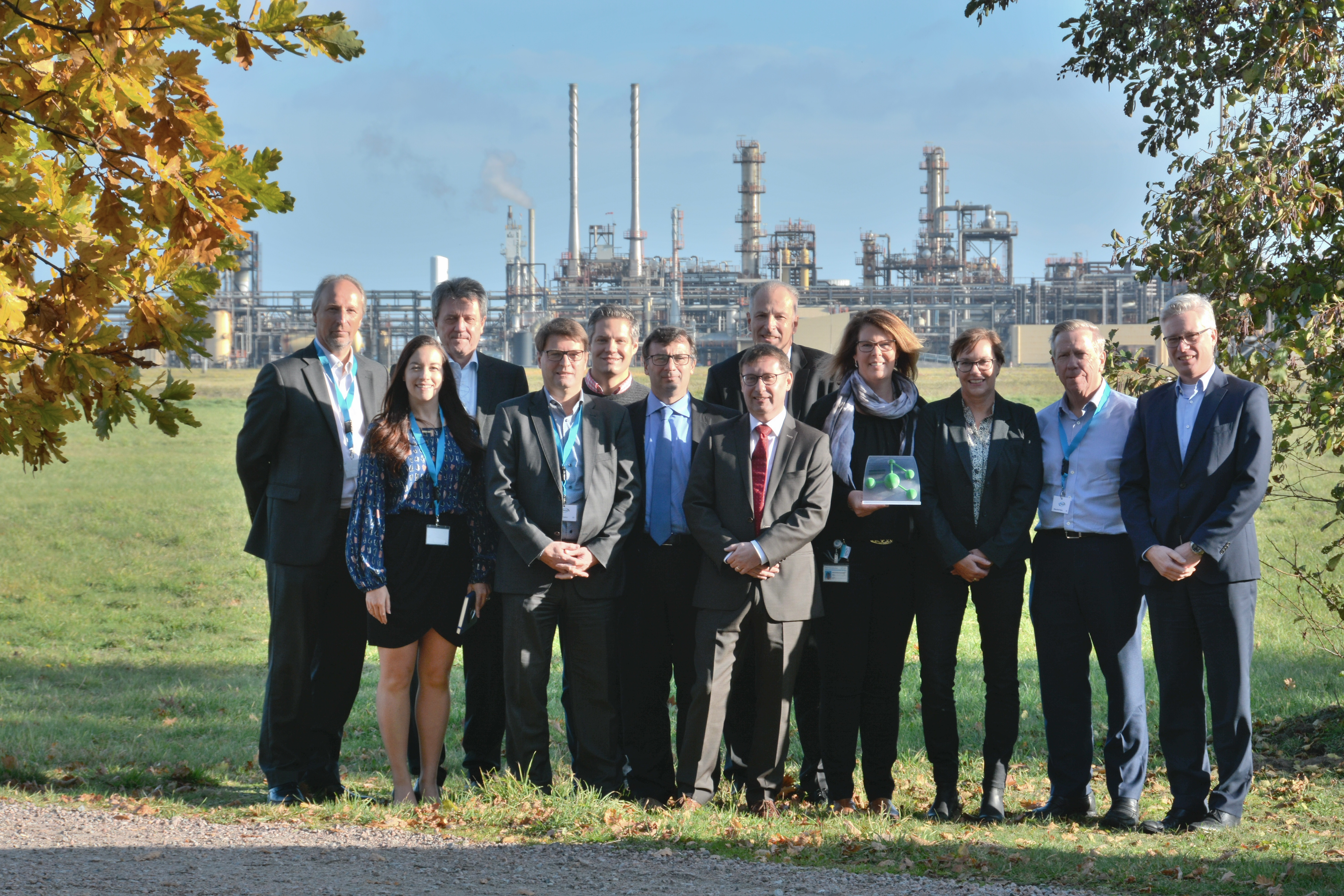 VYNOVA Polymer Comply Europe Best Polymer Producers Awards for Europe 2018 Meeting Wilhelmshaven Stefan Sommer Polymers for Europe Alliance